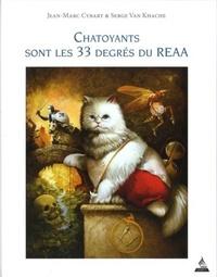 CHATOYANTS SONT LES 33 DEGRES DU REAA