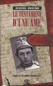 TESTAMENT D'UNE AME (LE)