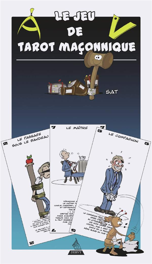 LE JEU DE TAROT MACONNIQUE (CARTES)