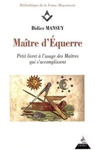MAITRE D'EQUERRE