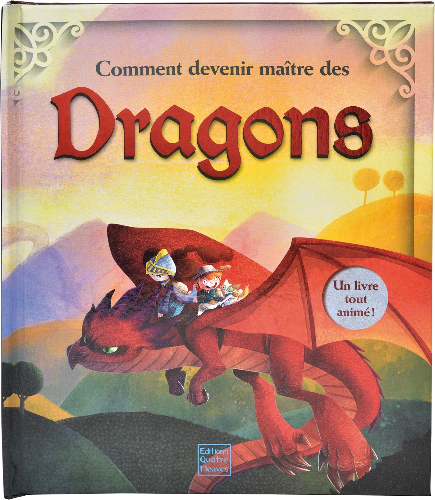 COMMENT DEVENIR MAITRE DE DRAGON