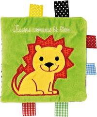 JAUNE COMME LE LION