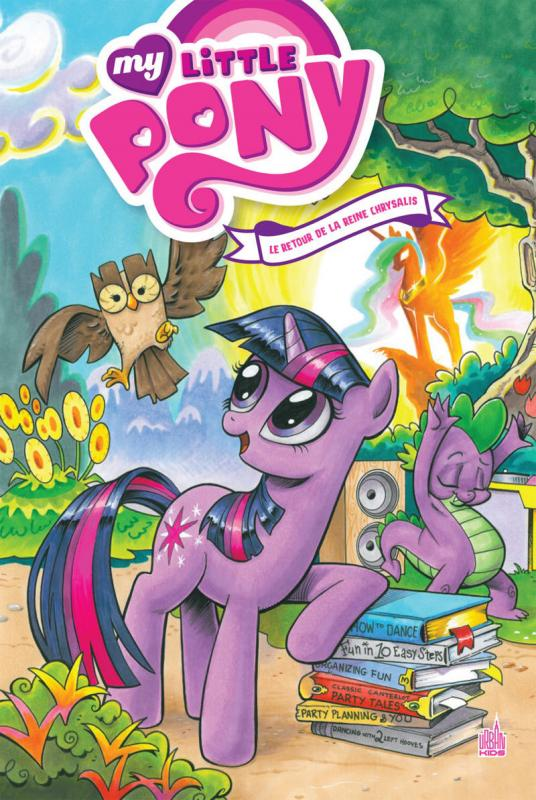 MY LITTLE PONY INTEGRALE T1