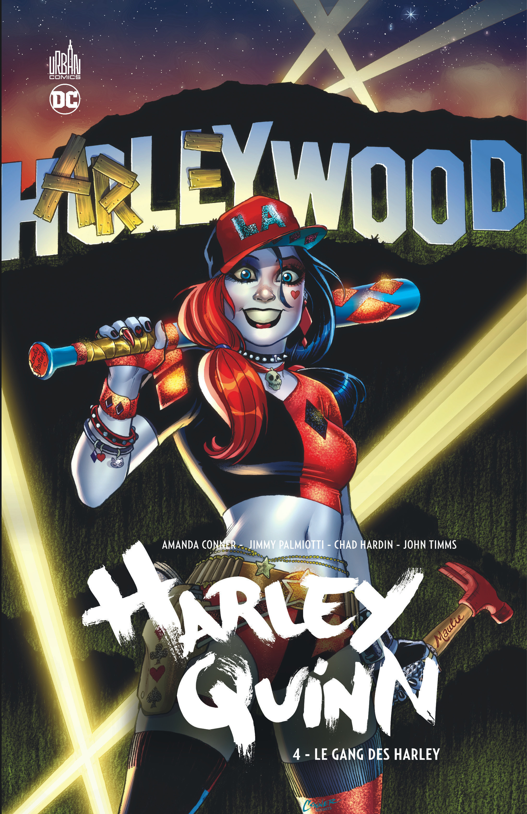 HARLEY QUINN TOME 4