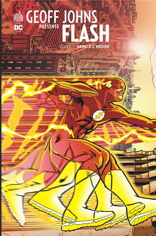 GEOFF JOHNS PRESENTE FLASH TOME 1