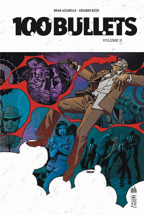 100 BULLETS INTEGRALE  - TOME 2