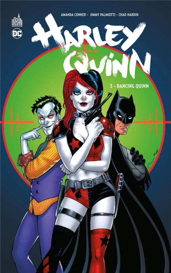 HARLEY QUINN TOME 5