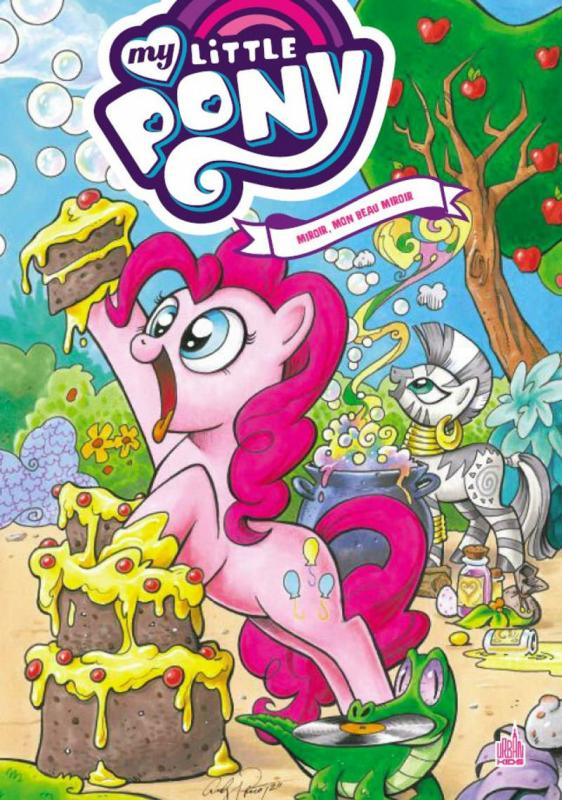 MY LITTLE PONY VOLUME 3
