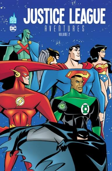 JUSTICE LEAGUE AVENTURES TOME 2