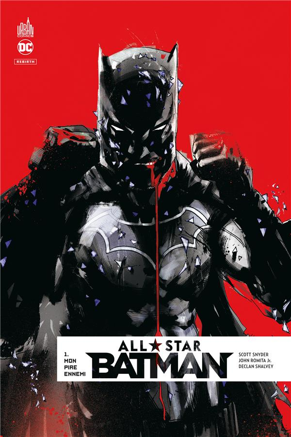 ALL STAR BATMAN TOME 1 - DC REBIRTH