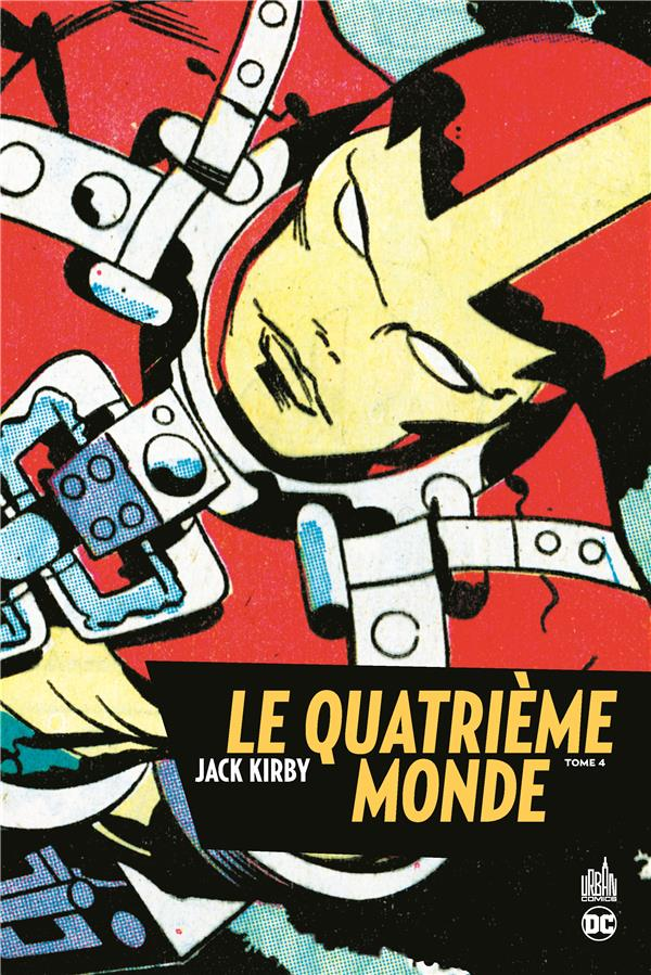 QUATRIEME MONDE (LE) TOME 4 - DC ARCHIVES