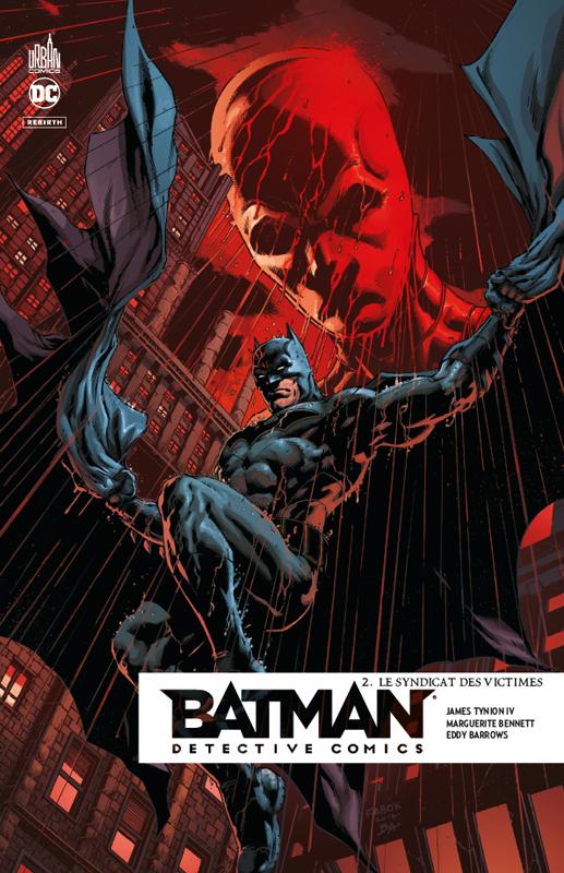 BATMAN DETECTIVE COMICS TOME 2