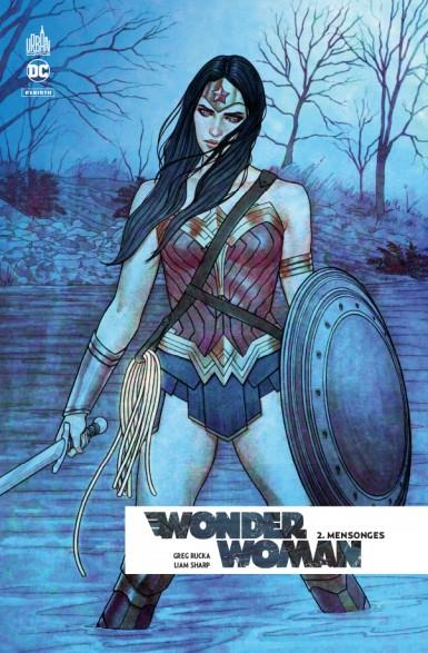 WONDER WOMAN REBIRTH TOME 2 - DC REBIRTH