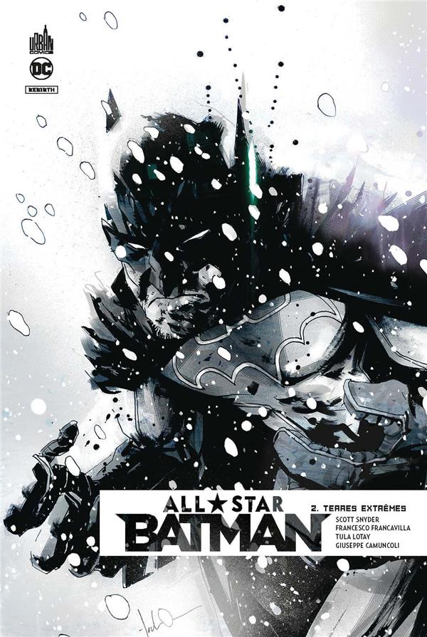 ALL STAR BATMAN TOME 2 - DC REBIRTH
