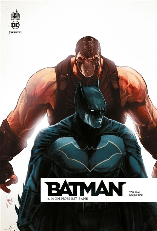 BATMAN REBIRTH TOME 3