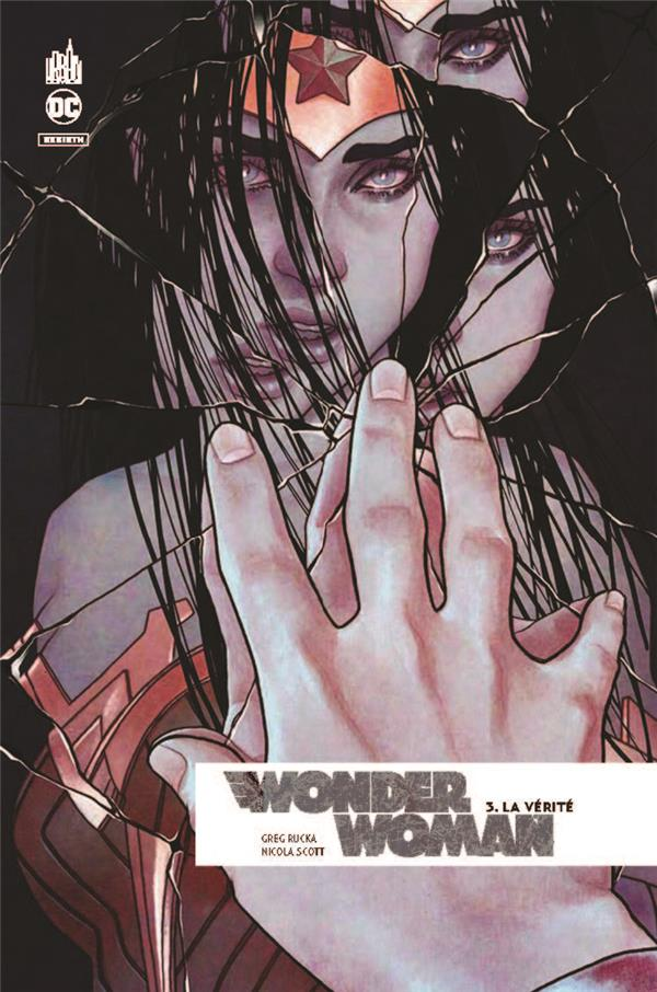 WONDER WOMAN REBIRTH TOME 3 - DC REBIRTH