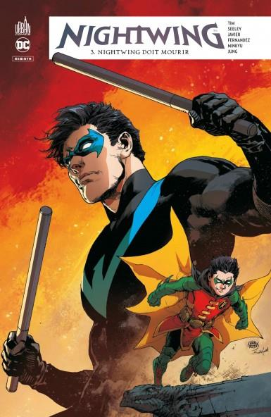 NIGHTWING REBIRTH TOME 3