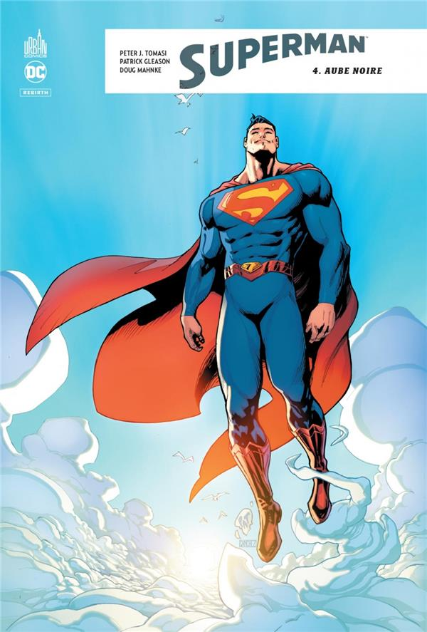 SUPERMAN REBIRTH TOME 4 - DC REBIRTH