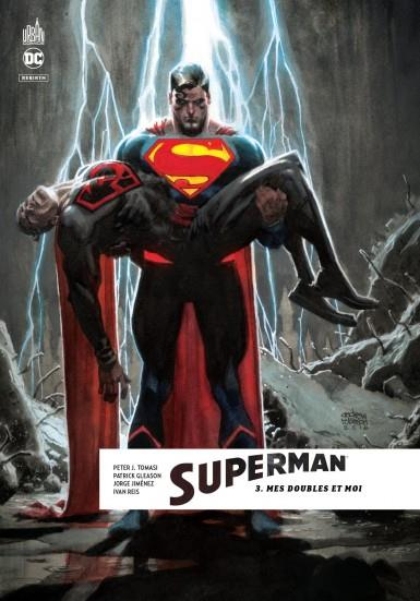 SUPERMAN REBIRTH TOME 3