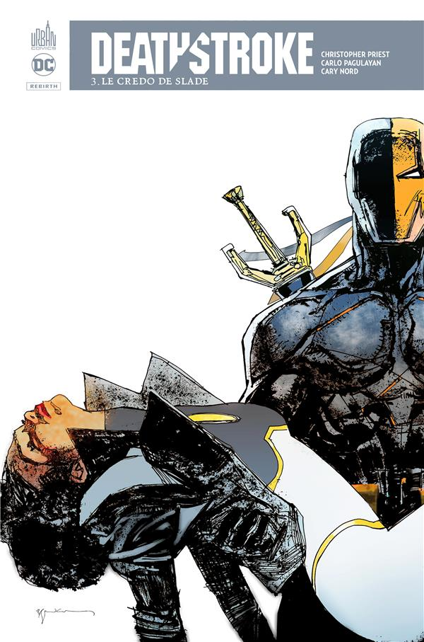 DEATHSTROKE REBIRTH TOME 3 - DC REBIRTH