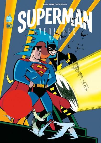 SUPERMAN AVENTURES TOME 3 - URBAN KIDS