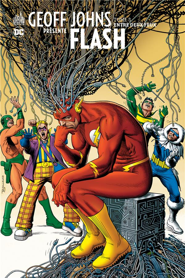 GEOFF JOHNS PRESENTE FLASH TOME 3