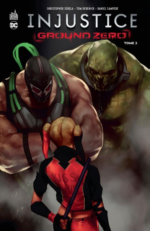 INJUSTICE GROUND ZERO TOME 2