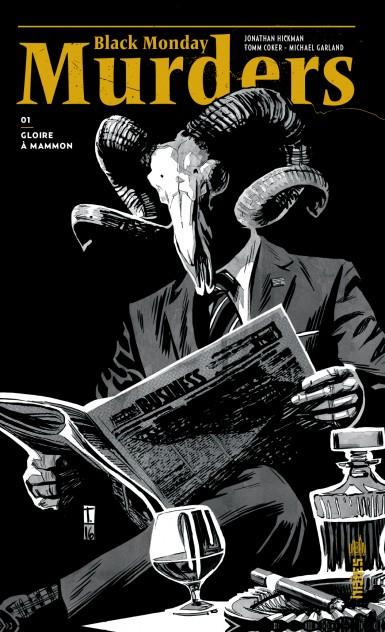 BLACK MONDAY MURDERS TOME 1
