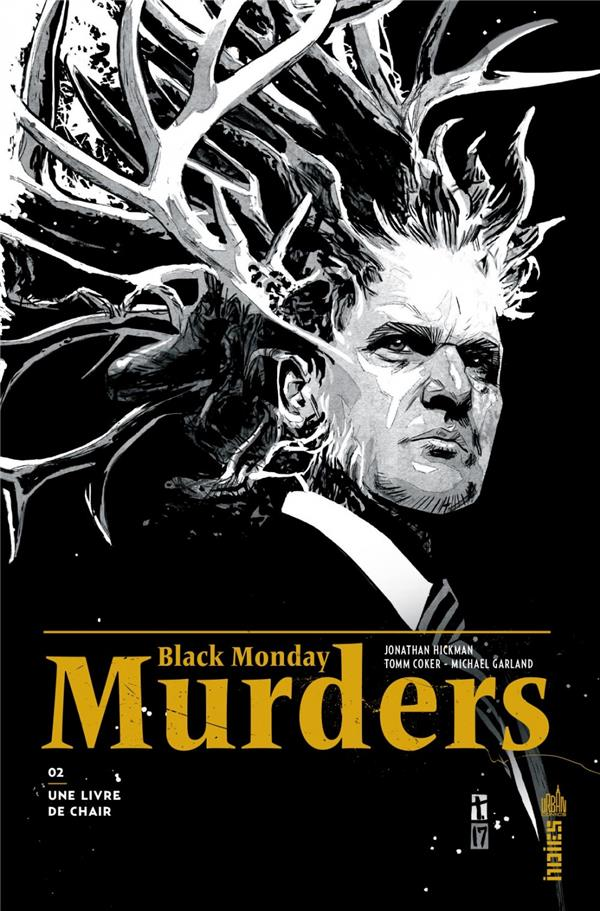 BLACK MONDAY MURDERS TOME 2 - URBAN INDIE