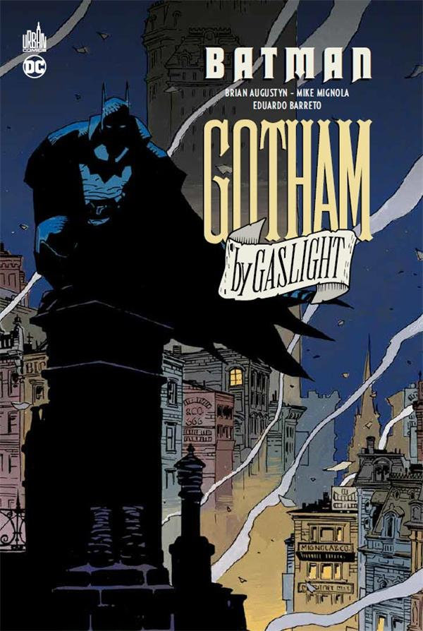 BATMAN : GOTHAM BY GASLIGHT +  DVD
