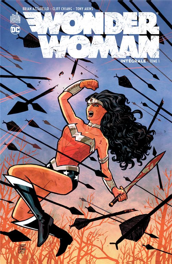 WONDER WOMAN INTEGRALE TOME 1