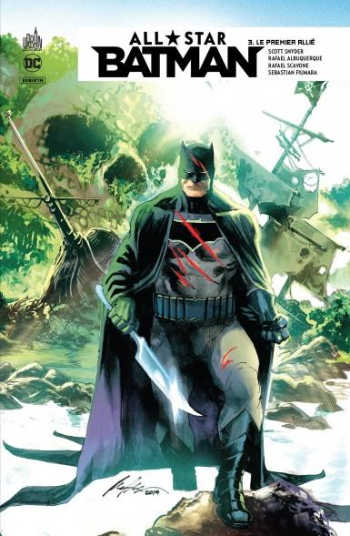 ALL STAR BATMAN TOME 3 - DC REBIRTH