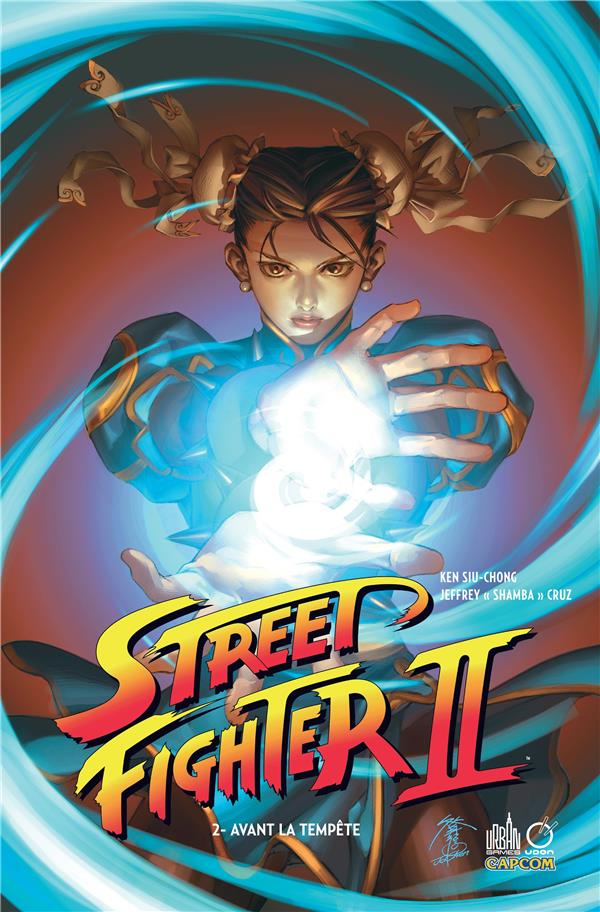 STREET FIGHTER II  TOME 2