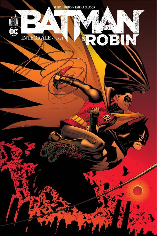BATMAN & ROBIN INTEGRALE TOME 1