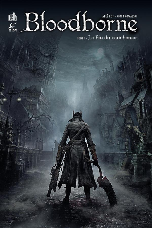 BLOODBORNE TOME 1 - URBAN GAMES