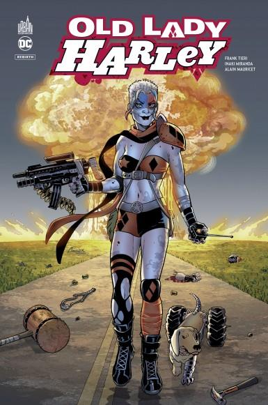 HARLEY QUINN : OLD LADY HARLEY  - TOME 0