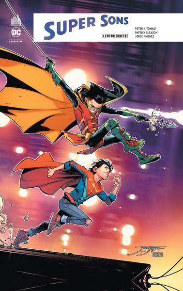 SUPER SONS TOME 3 - DC REBIRTH