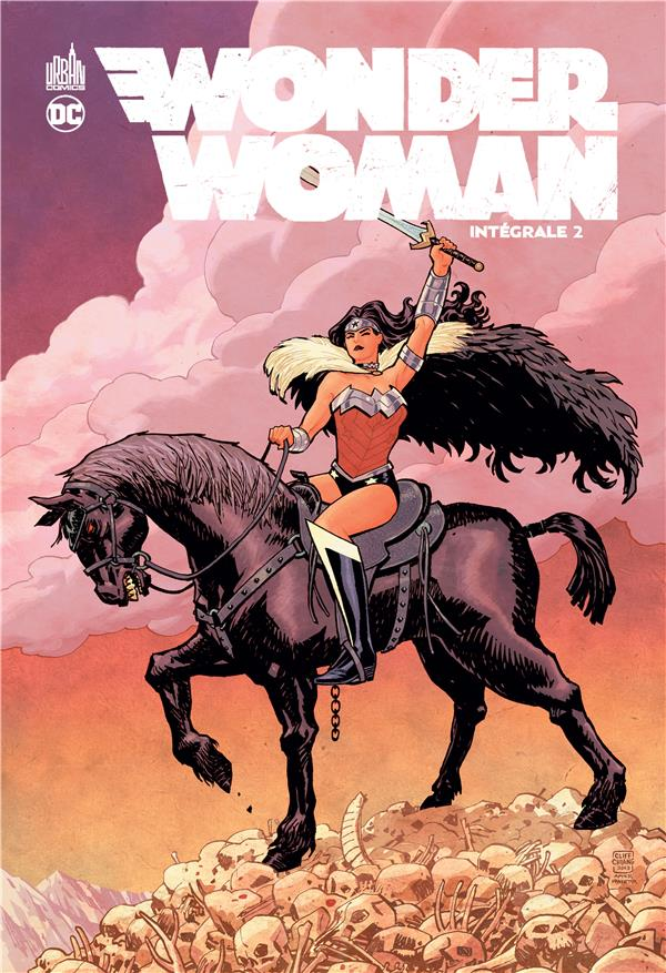WONDER WOMAN INTEGRALE TOME 2 - DC RENAISSANCE