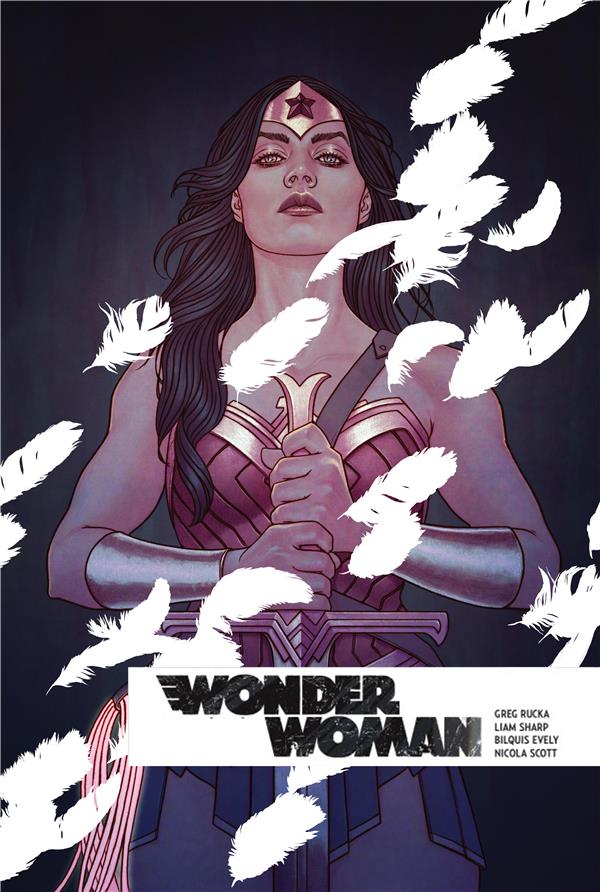WONDER WOMAN REBIRTH TOME 6 - DC REBIRTH
