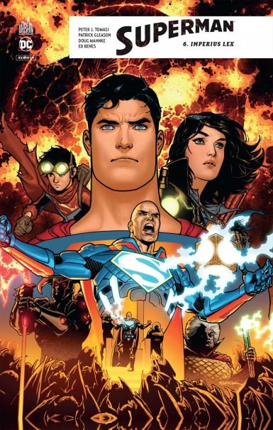 SUPERMAN REBIRTH TOME 6 - DC REBIRTH