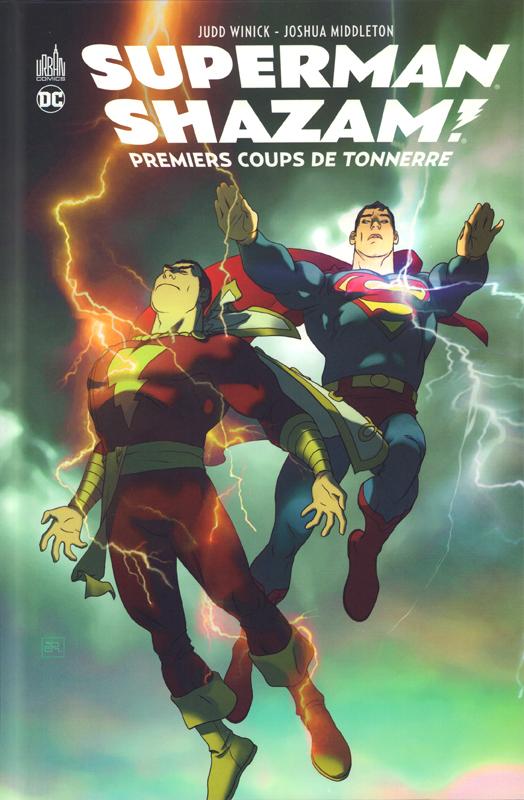 SUPERMAN/SHAZAM: PREMIERS COUPS DE TONNERRE - DC DELUXE
