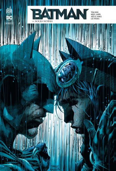 DC REBIRTH - BATMAN REBIRTH TOME 8