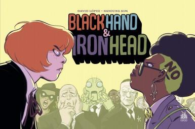 BLACK HAND IRON HEAD  - TOME 1