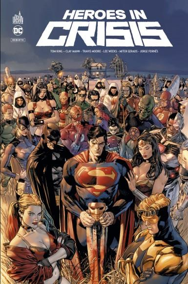 HEROES IN CRISIS - TOME 0