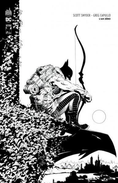 DC ESSENTIELS - T03 - BATMAN : L'AN ZERO EDITION N&B 80 ANS