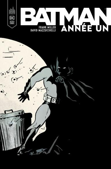 BATMAN ANNEE UN - EDITION BLACK LABEL  - TOME 0