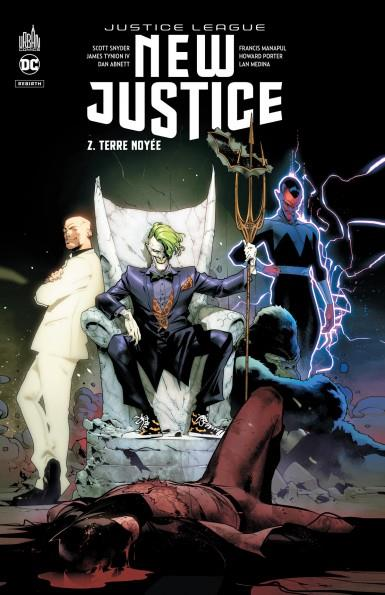 NEW JUSTICE  - TOME 2