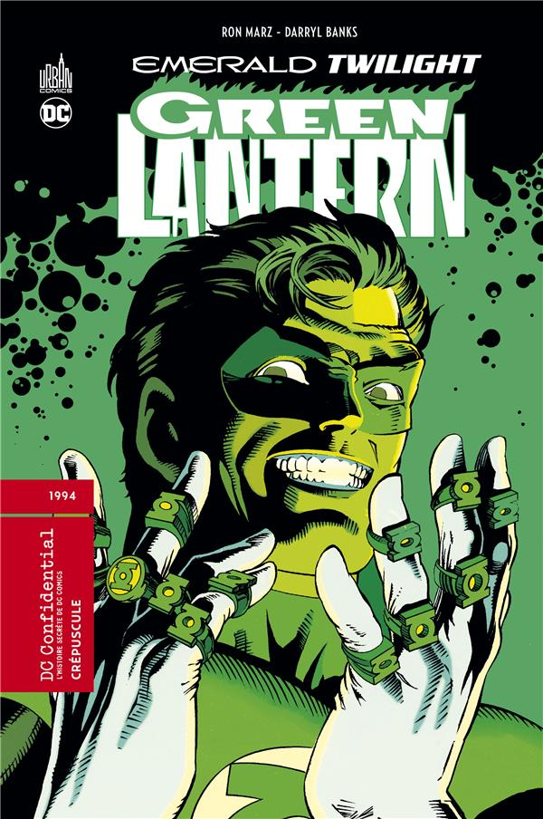 GREEN LANTERN - EMERALD TWILIGHT - TOME 0