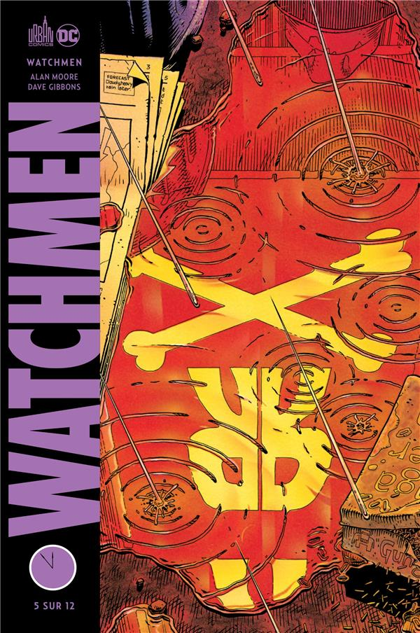 WATCHMEN - TOME 5
