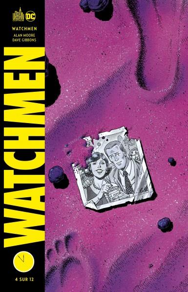 WATCHMEN - TOME 4